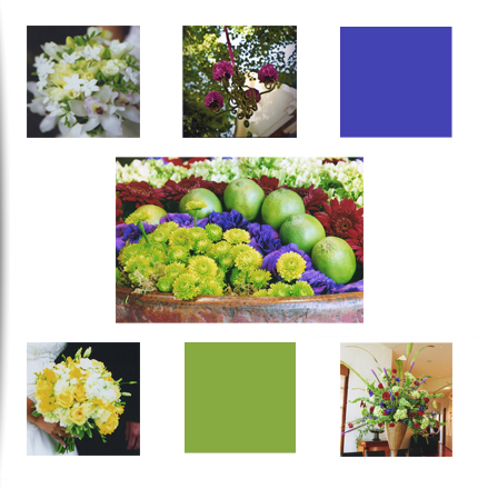 Photos of Floral Design Work